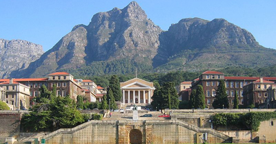University of Cape Town.