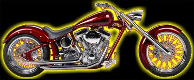 Ultima Show Bikes.