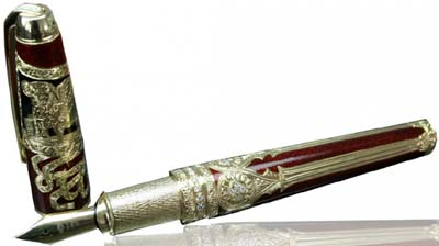 Urso Venice fountain pen.