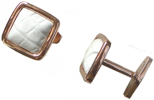 Urso Crocos Cufflinks.