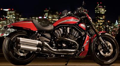 Harley-Davidson V-Rod Night Rod Special.
