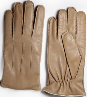 Domenico Vacca Genuine Leather Men's Gloves: US$690.