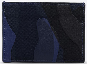Valentino Garavani Camouflage card holder: US$195.
