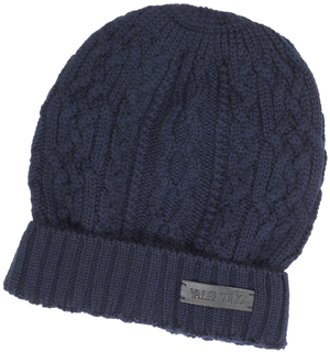 Valentino Cable-knit Wool Men's Hat: US$158.