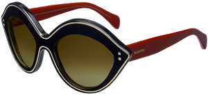 Valentino KISS V689S sunglasses.