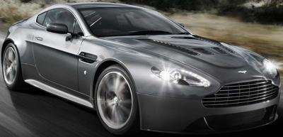 Aston Martin V12 Vantage.