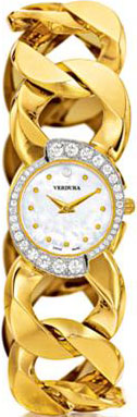 Verdura Bracelet Watch: US$28,500.