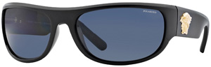 Versace men's sunglasses.