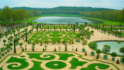 Gardens of Versailles, Palace of Versailles, Place d'Armes, 78000 Versailles, France.