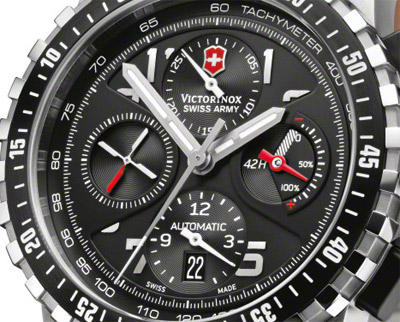 Victorinox Alpnach Power Gauge Limited Edition.