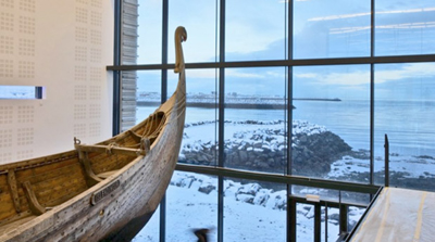Viking World museum.