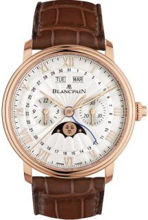 Blancpain Villeret Chronograph.