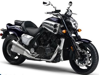 Yamaha VMAX Motorcycle.