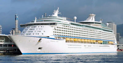 MS Voyager of the Seas.