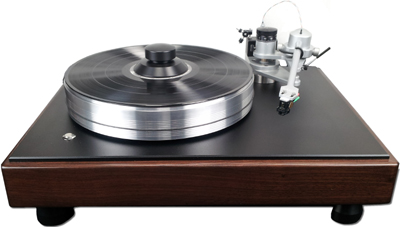 VPI The Classic turntable.