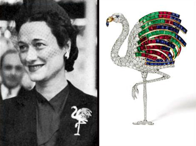Duchess of Windsor jewels.