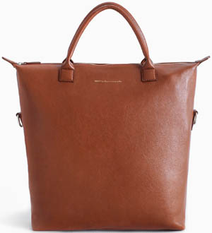 WANT Les Essentiels de la Vie Trudeau OHare Soft Shopper handbag: US$850.