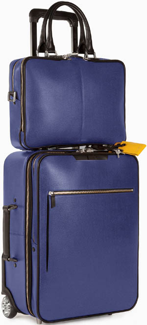 WANT Les Essentiels de la Vie Trudeau De Gaulle S4 Trolley Carry-On Luggage: US$2,695.