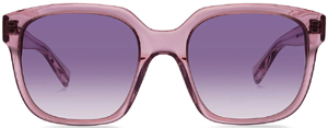 Warby Parker Winston Cherry Blossom women's sunglasses.