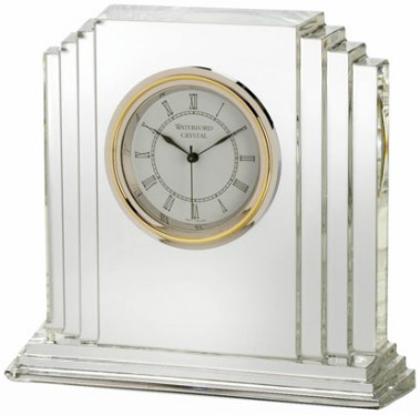 Waterford Metropolitan Clock: US$285.