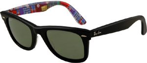 Original Wayfarer Rare Prints men's sunglasses: US$165.