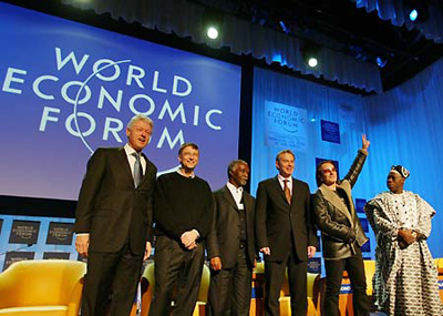 World Economic Forum 2012, Davos, Switzerland.