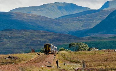 West Highland Line.