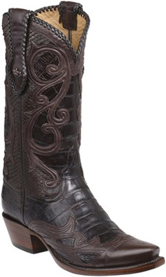 Luchese Weston men's boot: US$2,950.