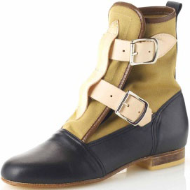 Vivienne Westwood Seditionary Boots Tan: €495.