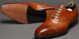 Wildsmith Sloane Oxford shoes: US$295.