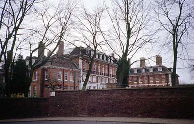 Witanhurst House, 41 Highgate West Hill, London N6 6LS, England, U.K.