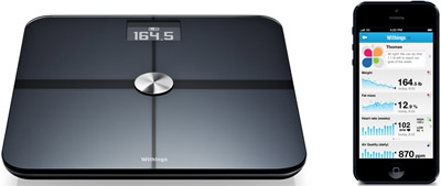 Withings Smart Body Analyzer.