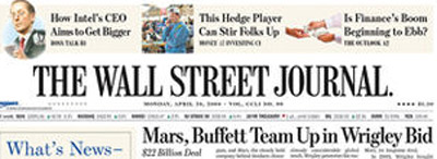 Wall Street Journal.