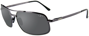 Xezo men's Air Commando Pure Titanium men's sunglasses: US$230.