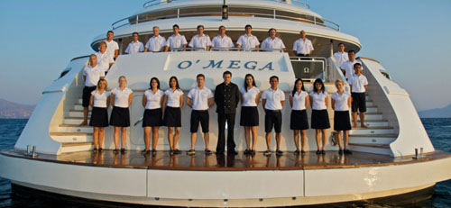 Bluewater yacht crew placement.