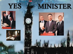 Yes Minister: 1980-1984.