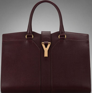 Yves Saint Laurent Women's Top Handle Handbag: US$2,195.