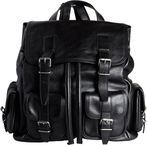 Yves Saint Laurent Rock Sack Backpack: US$2,995.