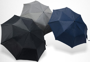 Ermenegildo Zegna Folding Umbrellas.