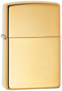 Zippo Classic 18k Solid Gold Lighter: US$10,993.95.