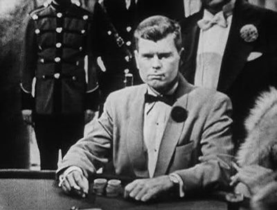 Barry Nelson (1918-2008) - the first actor to portray Ian Fleming's secret agent James Bond.