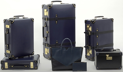 Globe-Trotter Spectre Collection.