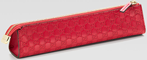 Gucci women's pen case.