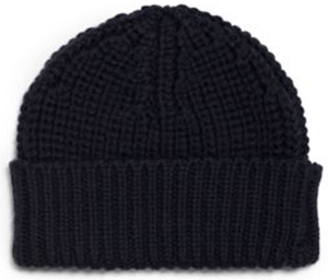 Michael Kors Mixed-Knit men's hat: US$145.