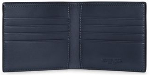 Michael Kors Harrison Leather Billfold Men's Wallet: US$118.