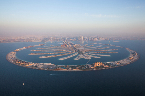 The Palm Jumeirah, Jumeirah, Dubai, U.A.E.