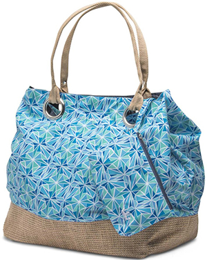 Peter Millar Kaleidoscope Beach Tote: US$59.50.