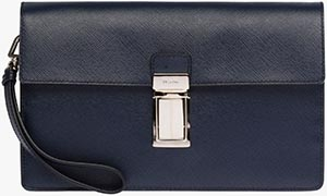 Prada Men's Clutch: €1,050.
