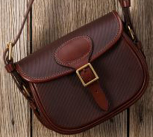 Purdey Classic Canvas And Leather Cartridge Bag: £285.