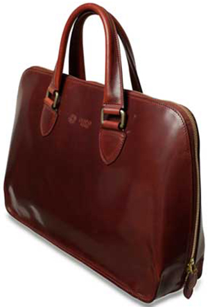 Ganzo Leather Bag.
